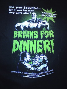 Brains for Dinner