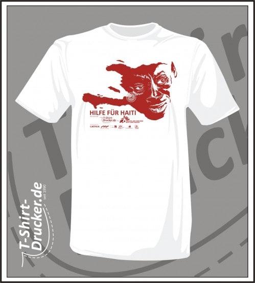 Haiti-Shirt