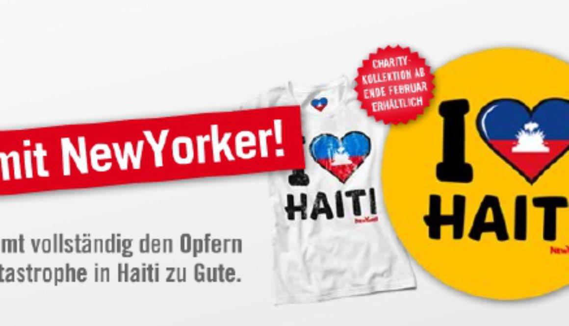 Banner: Haiti NewYorker
