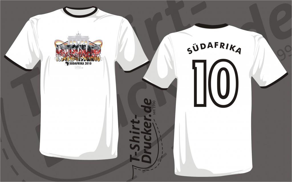T-Shirt-Drucker.de - WM Shirt 2010