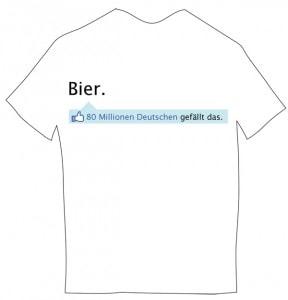 Bier - 80 Millionen Deutschen gefällt das