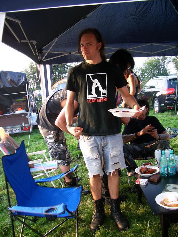 Howdie @ Wacken 2008