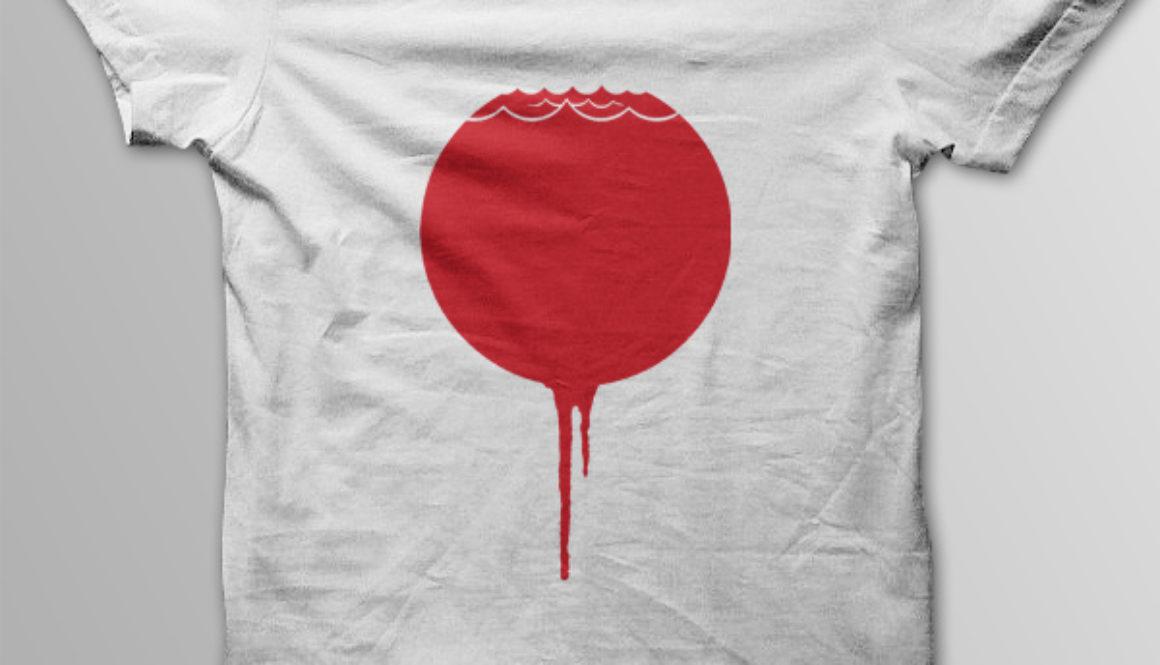 Japan Benefit Shirt