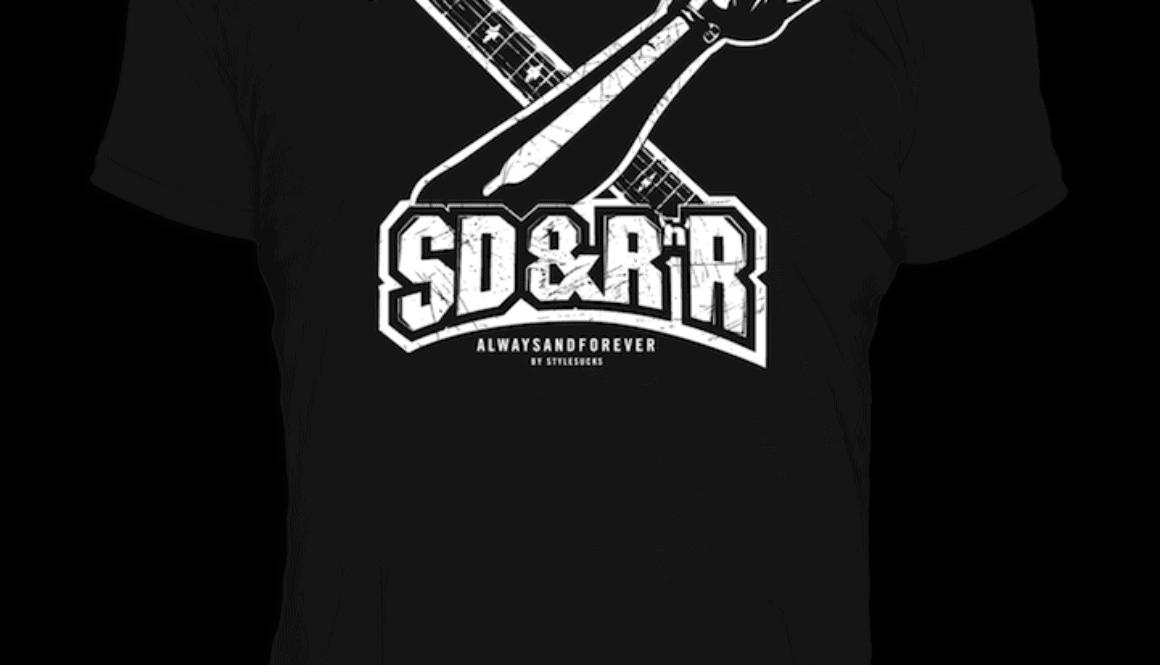 Sex, Drugs & Rock'n'Roll T-Shirt