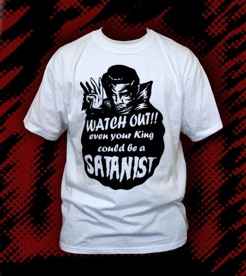 Elvis Parody T-Shirts