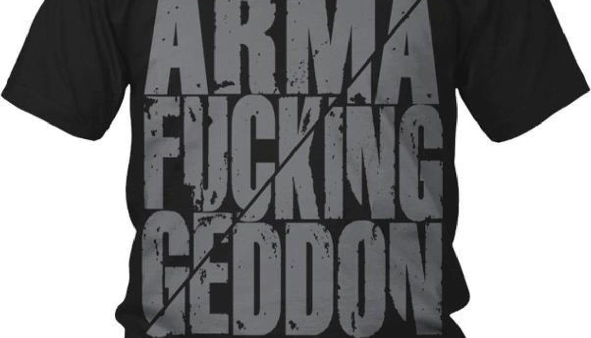 Armafuckinggeddon