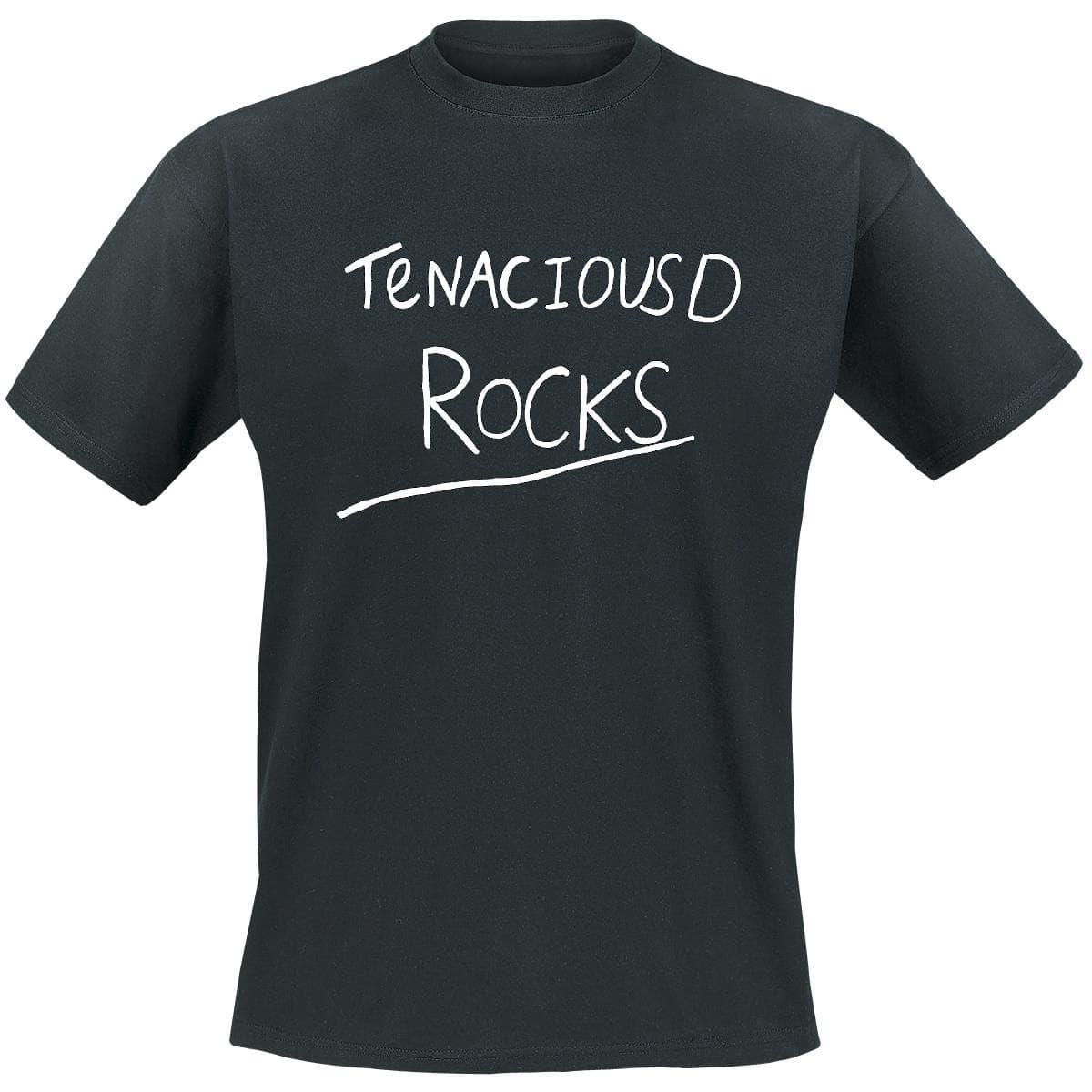 Tenacious D Rocks