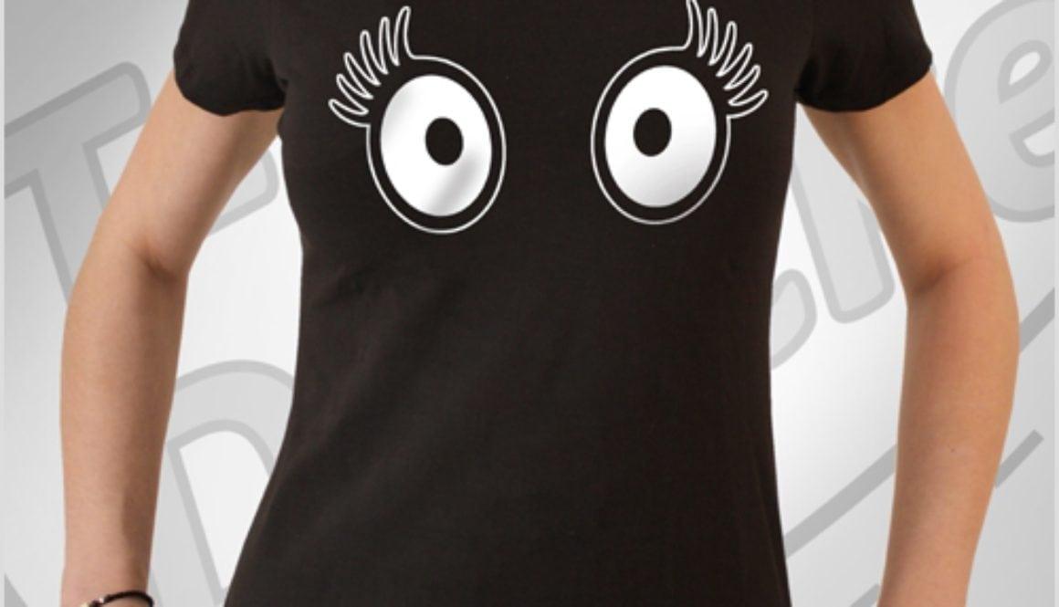 Augen-Shirt