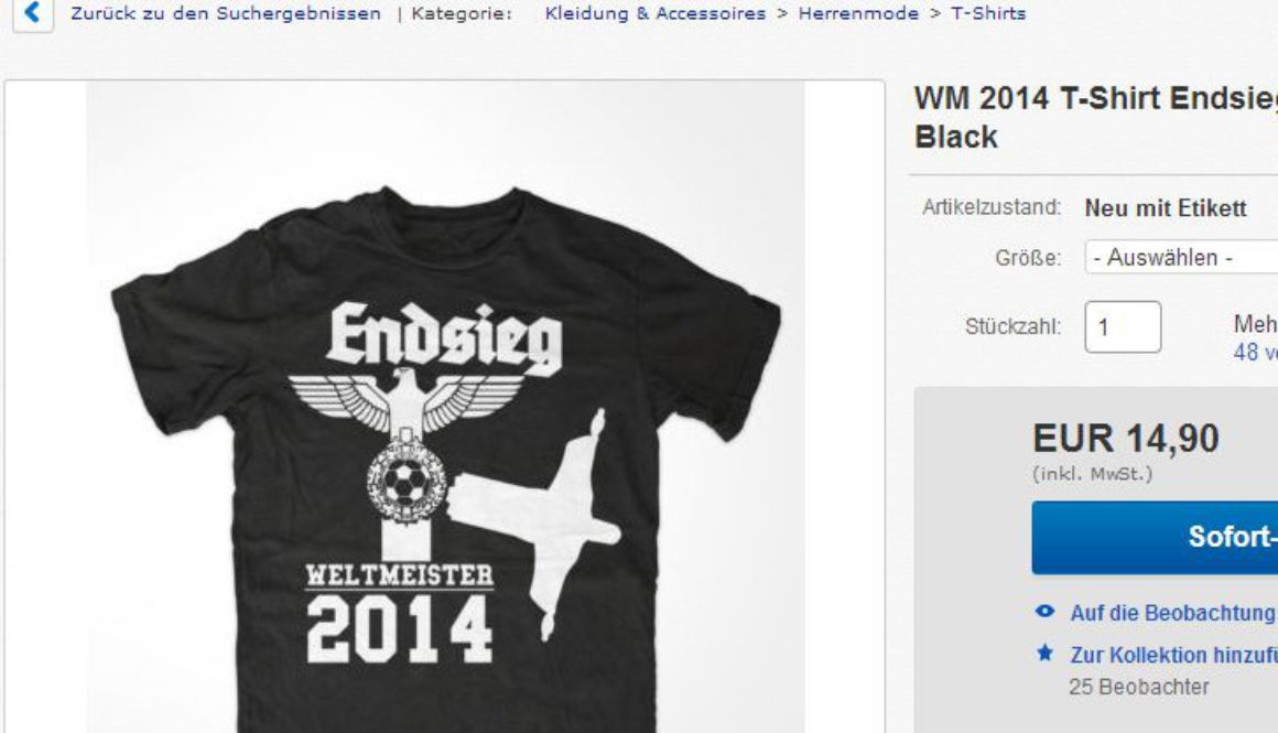 eBay-Endsieg