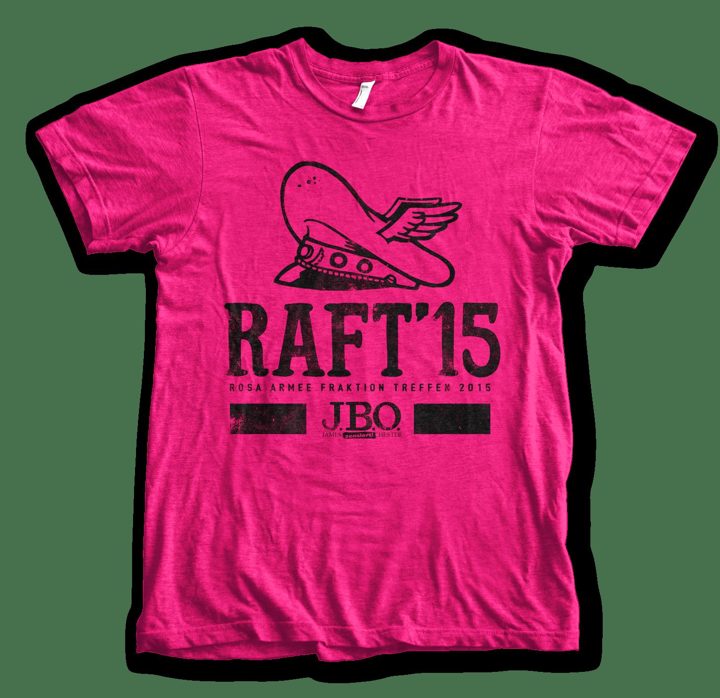 Ein besonderes J.B.O. Shirt