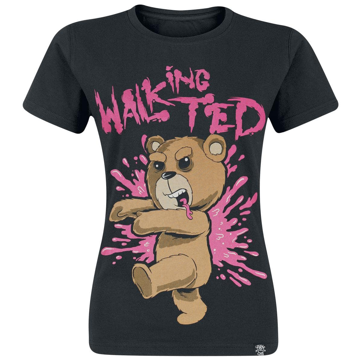 Ich fühle mich diskriminiert: The Walking Ted