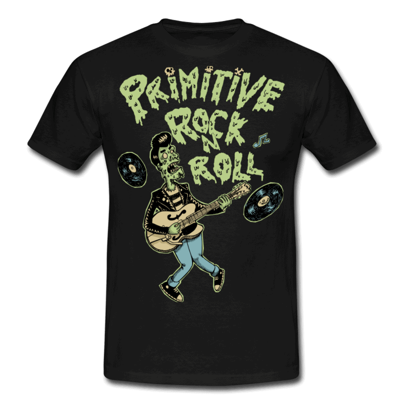 Primitive Rock'n'Roll
