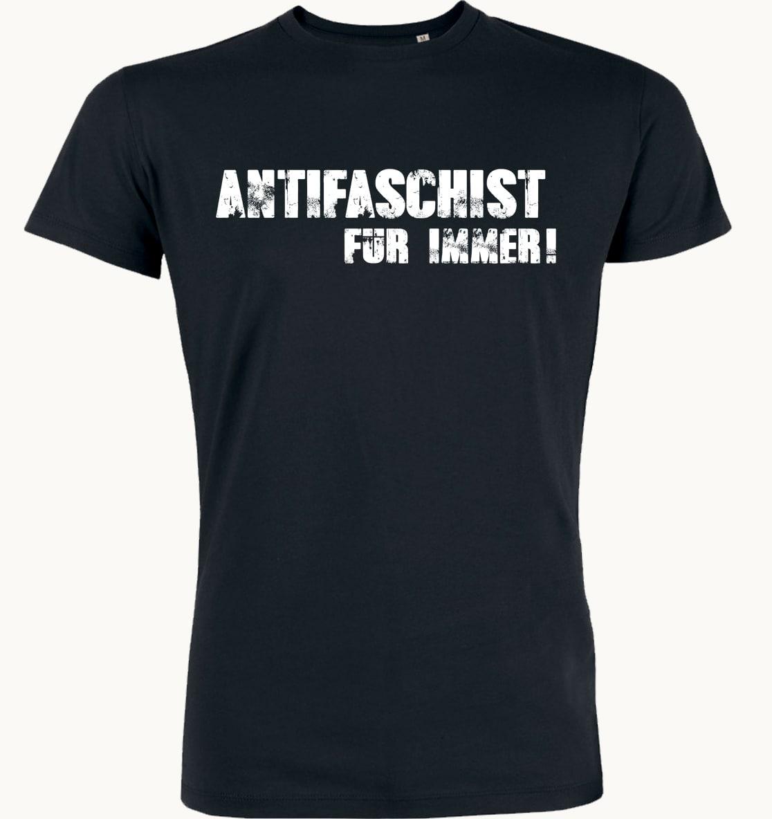 Antifaschist für immer!