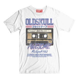 Awesome Mixtape von Oldskull