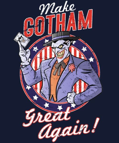 Make Gotham Great Again!